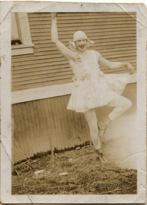 We'll never forget the year Dad put on a one man show of Swan Lake.