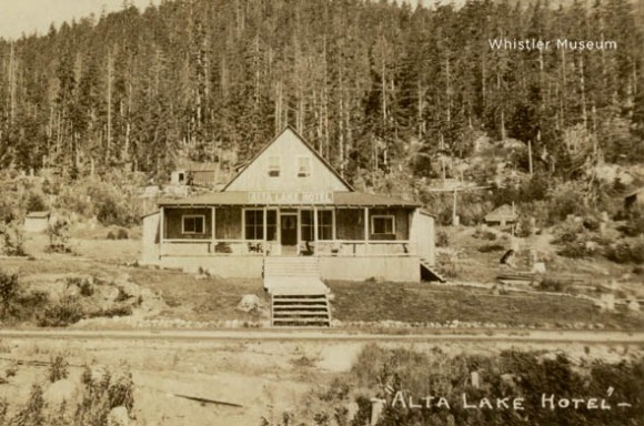 Alta Lake Hotel