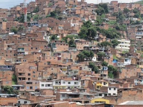 Medellin, Columbia. Photo: Arno Kopecky