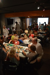 Images from the Whistler Museum's 17th Annual LEGO-Building Competition, August 10th, 2013.