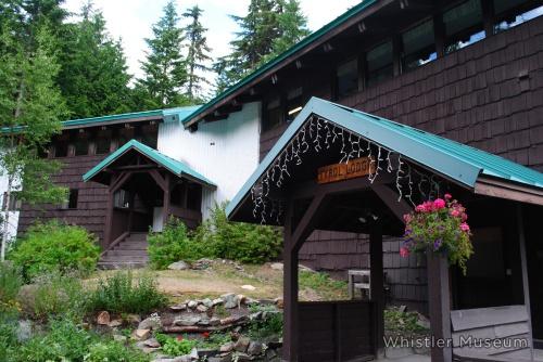 The Lodge, today. Jeff Slack photo.