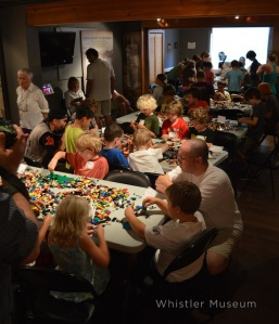 LEGO Building Competition, 2013.