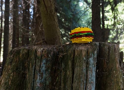 LEGO Hamburger, 2014.