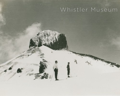 Whistler Museum Collection.