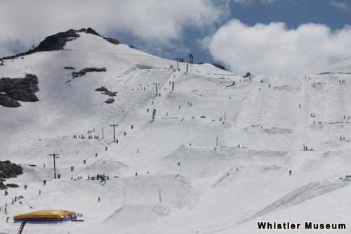 Horstman-Glacier