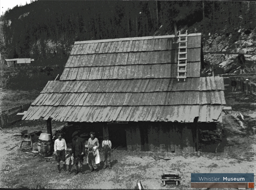 Adapting accommodations to fit your own needs is common practice - the Jardine-Neiland family built additions to the original cabin of Ol' Mac.