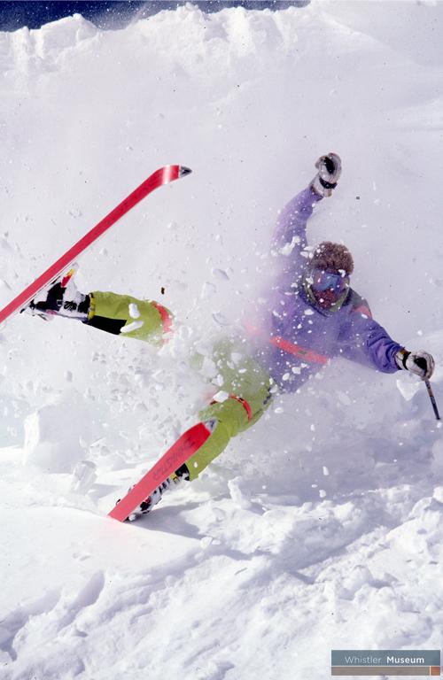 1980s skiing