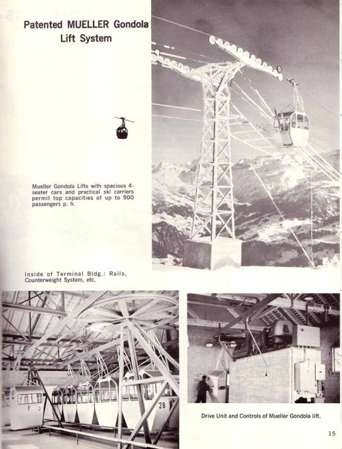 A page from a 1965 GMD Mueller catalogue. Photo: chairlift.org/mueller.html